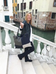 In Venedig mit der Shopper 1