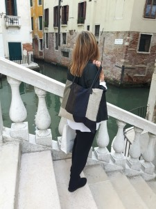 In Venedig mit der Shopper 2