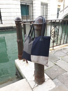 In Venedig mit der Shopper 4