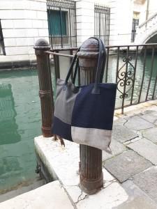In Venedig mit der Shopper 4