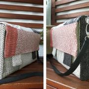 Handtasche Smilla Seitenansichten