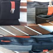 Messenger bag-Brix Details