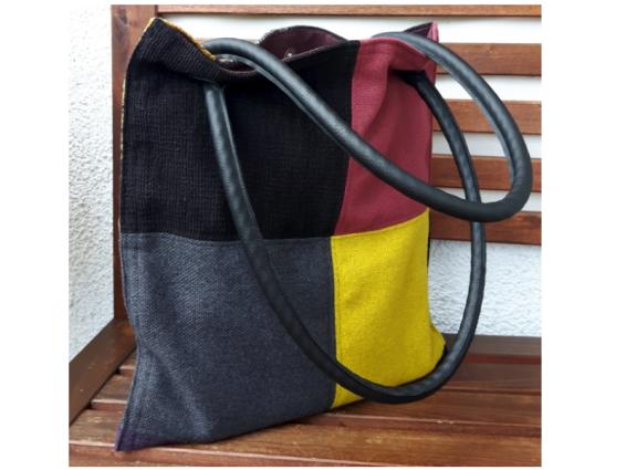 Shopper Tasche Ayla -taschenbyme- Titelbild