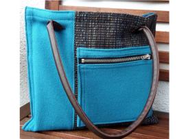 Shopper Tasche Vika -taschenbyme- Titelbild