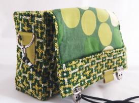 Mini Retro bag grün