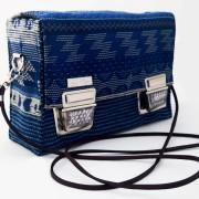 Crossbodybag blau Seite 1
