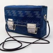 Crossbodybag blau Seite 2