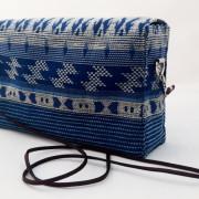 Crossbodybag blau hinten 1