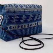 Crossbodybag blau hinten 2