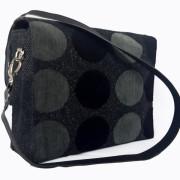 Retro bag black hinten2