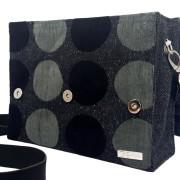 Retro bag black offen 2