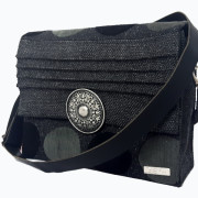 Retro bag black vorne