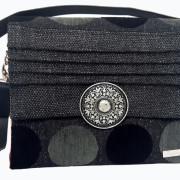 Retro bag black vorne3