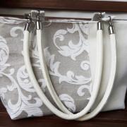 Shopper Tasche Mailand vorne