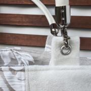 Shoppper Tasche Mailand Aufhängung Taschengriff 1