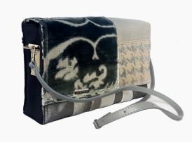 Edle Damen Handtasche Crossbody Samira